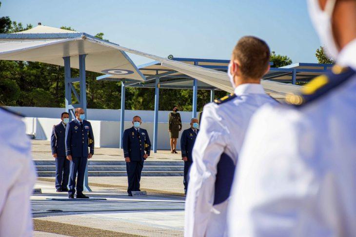Ίκαροι Πολεμικής Αεροπορίας: Ορκίστηκαν χθες Τετάρτη 49 νέοι Ίκαροι
