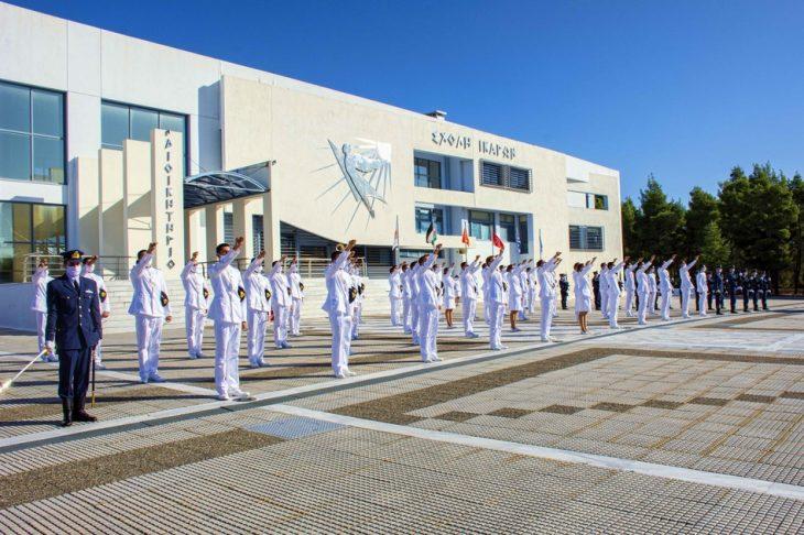 Ίκαροι Πολεμικής Αεροπορίας: Ορκίστηκαν συνολικά 49 νέοι Ίκαροι