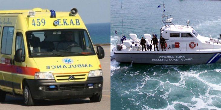 Χίος τραγωδία: Βρέθηκε νεκρός ο αγνοούμενος ψαράς