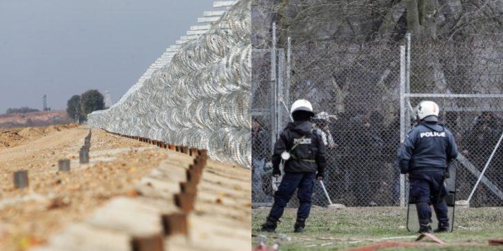 Έβρος φράχτης: Άρχισε η κατασκευή του νέου φράχτη
