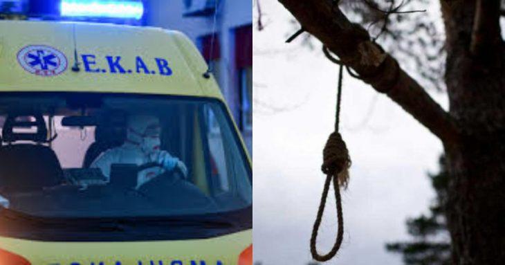 Ηράκλειο αυτοκτονία: Κρεμασμένος εντοπίστηκε ένας 45χρονος