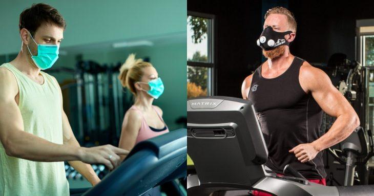 Μάσκες στα γυμναστήρια: Ποια μέτρα ισχύουν για αυτούς που ασκούνται