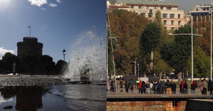 Κρούσματα στη Θεσσαλονίκη: Νέο αρνητικό ρεκόρ ημερήσιων κρουσμάτων