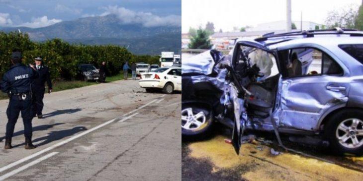Φθιώτιδα τροχαίο: Μετωπική σύγκρουση δύο οχημάτων με τραυματίες