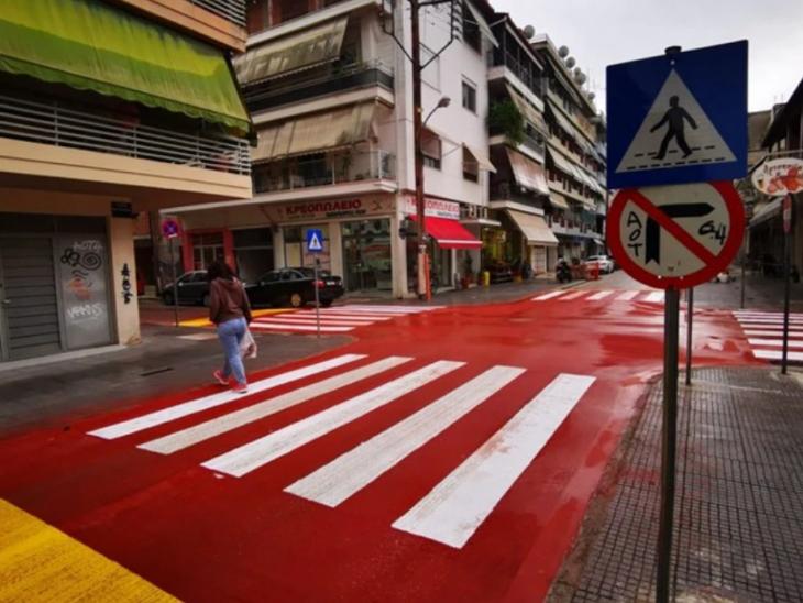 Τρίκαλα έξυπνη πόλη: Κόκκινα τα σταυροδρόμια στο κέντρο της πόλης