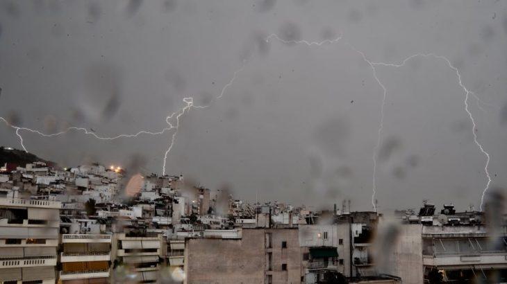 Κακοκαιρία Κίρκη: Νέα επιδείνωση του καιρού από την 28η Οκτωβρίου