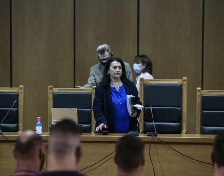 Μαρία Λεπενιώτη: Αυτή είναι η γυναίκα δικαστής που καταδίκασε την Χρυσή Αυγή για εγκληματική οργάνωση