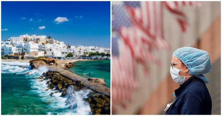 Κορονοϊός Νάξος: Σάλος με προσκυνηματική εκδρομή στα Κύθηρα
