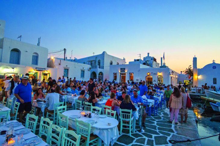 Πάρος διάκριση: Πήρε θέση ανάμεσα στα 10 καλύτερα νησιά της Ευρώπης