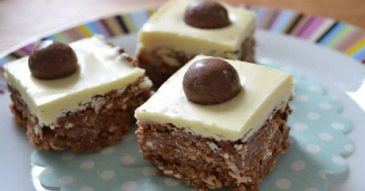 Maltesers μπουκίτσες: Πανεύκολη συνταγή για το αγαπημένο γλυκό