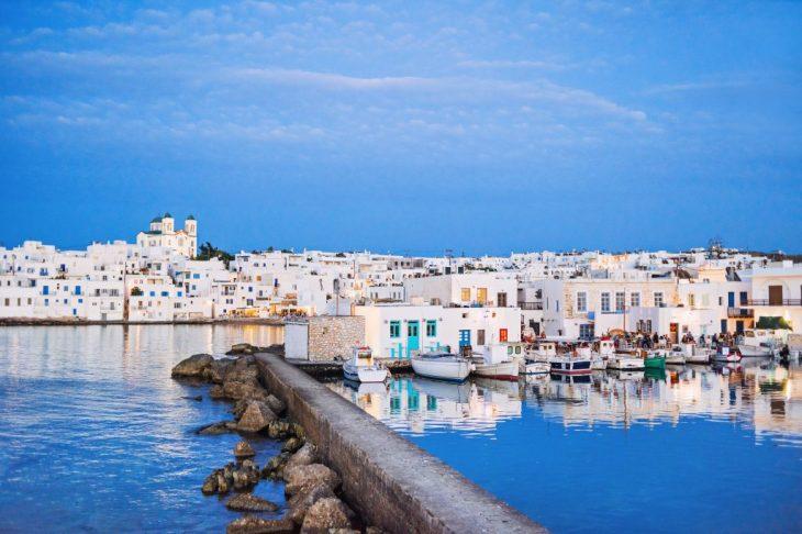 Πάρος: Κορυφαίος τουριστικός προορισμός σύμφωνμα με ξένη ιστοσελίδα