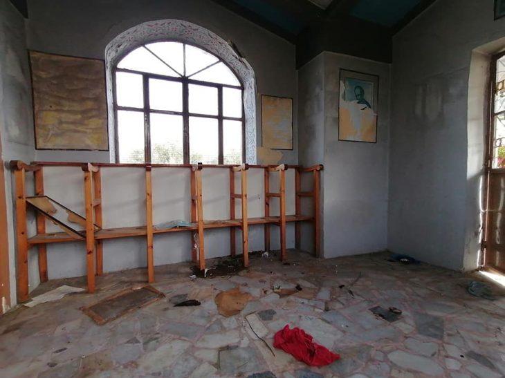 Αγία Αικατερίνη Μόρια: Δυστυχώς χρησιμοποιείται πλέον ως τουαλέτα – Τραγικές εικόνες που σπαράζουν τις καρδιές μας