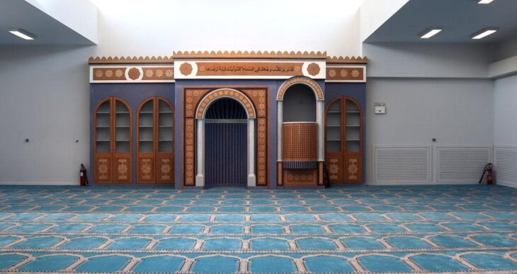 Τζαμί Αθήνας: Άνοιξε το πρώτο ισλαμικό τέμενος στο Βοτανικό
