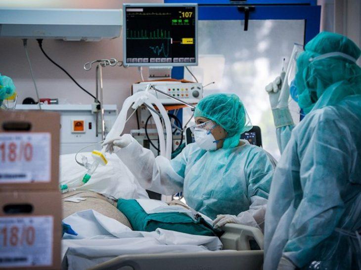 Κορονοϊός νοσοκομεία: Αύξηση 30% στις κατειλημμένες κλίνες