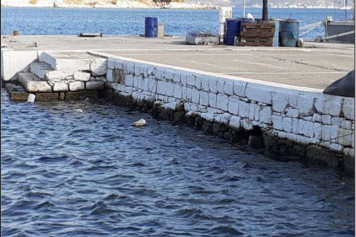 Σάμος: Υπάρχει ανύψωση 18-25 εκατοστών στο νησί μετά το σεισμό