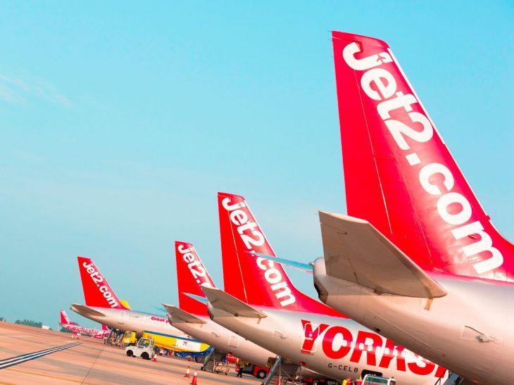 Jet2: Πτήσεις προς Καλαμάτα και Λέσβο από το καλοκαίρι του 2021