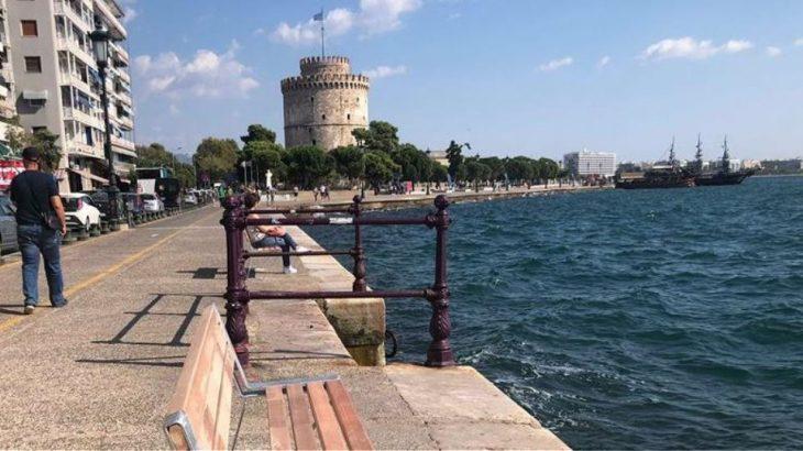 Θεσσαλονίκη λύματα: Υψηλή η συγκέντρωση κορονοϊού στα λύματα
