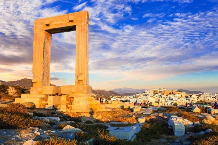 Δήμος Νάξου: Συμμετείχε στη μεγαλύτερη διεθνή έκθεση τουρισμού