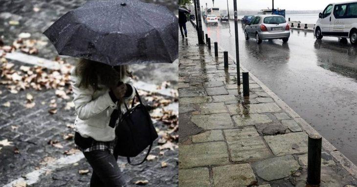 Σαββατοκύριακο καιρός: Άστατος καιρός με βροχοπτώσεις