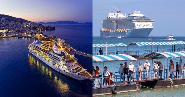 Κρουαζιέρες στην Ελλάδα: Τα δρομολόγια της Windstar Cruises