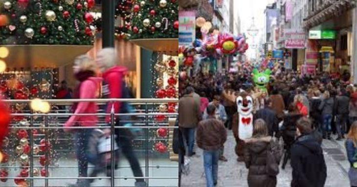 Χριστουγεννιάτικα ψώνια: Σχέδιο για αγορές με sms στο 13033