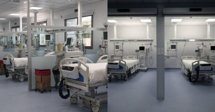 Θεσσαλονίκη επίταξη κλινικών: Άρχισε η μεταφορά των ασθενών