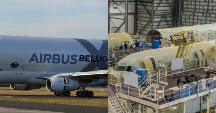 Παραγγελίες Airbus: 72 παραδόσεις και 11 νέες παραγγελίες αυτό το μήνα