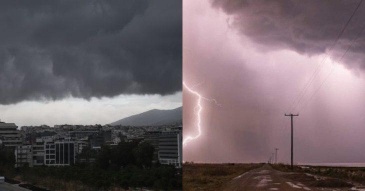 Πρόβλεψη καιρού: Νέο κύμα κακοκαιρίας θα πλήξει την χώρα μας