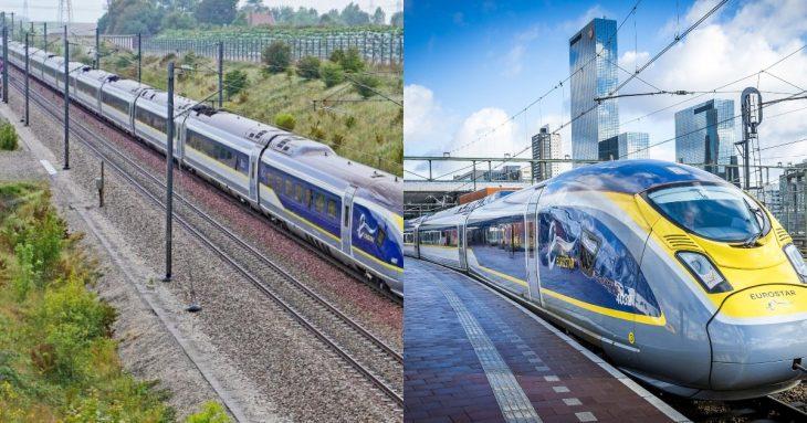 Eurostar: Απειλείται το μέλλον του σιδηροδρομικού φορέα