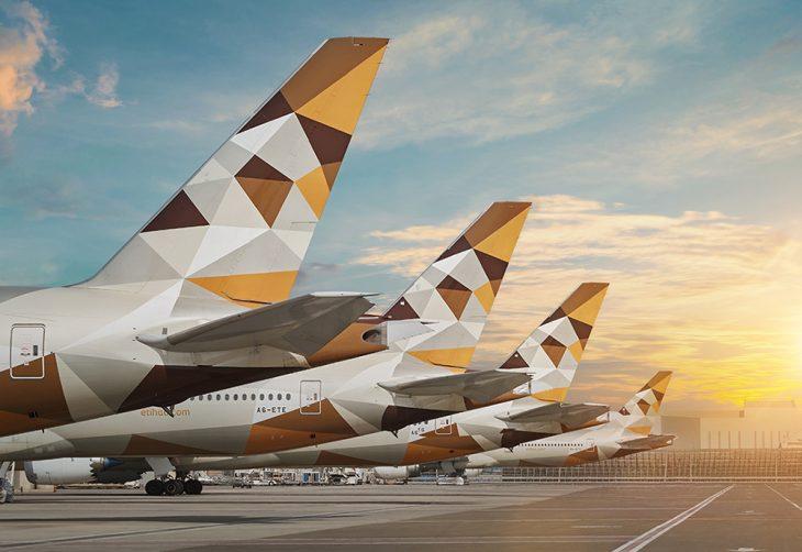 Etihad: Αλλάζει ριζικά η οργανωτική δομή της αεροπορικής εταιρίας