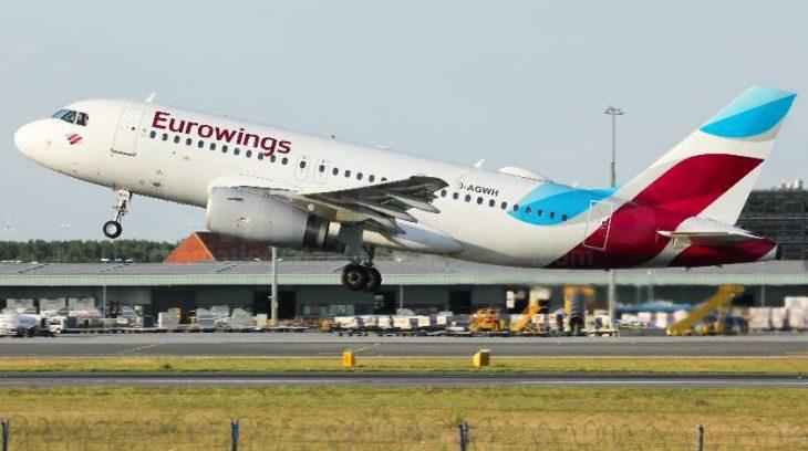 Eurowings: Νέες αεροπορικές συνδέσεις και πτήσεις από το Δεκέμβριο