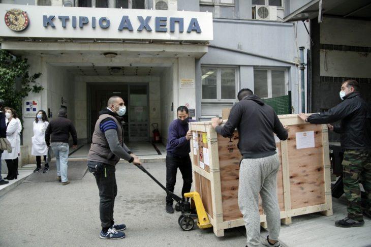 Δωρεά Mytilineos: Προσφέρει σημαντικό εξοπλισμό στα νοσοκομεία