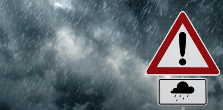 Πρόγνωση καιρού 17/11: Κακοκαιρία με βροχές και καταιγίδες