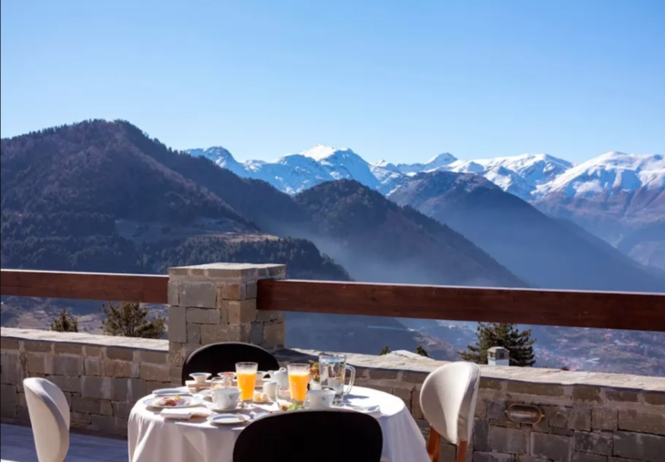 Μέτσοβο: Ξενοδοχείο ορόσημο στην Ευρώπη το Grand Forest Metsovo