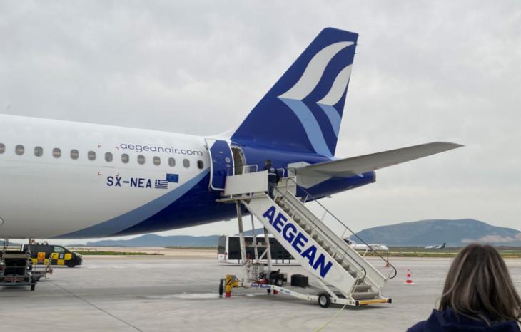 Aegean Airlines: Αλλαγές στις πτήσεις της αεροπορικής λόγω lockdown