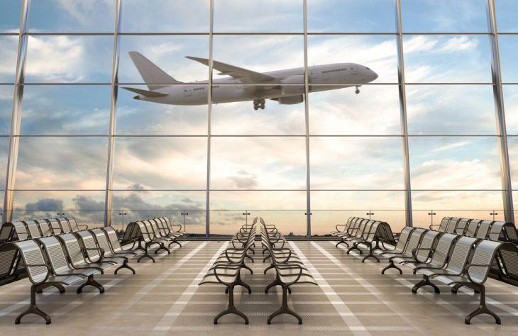 Αεροδρόμια: Μείωση 68% για την επιβατική κίνηση στη χώρα μας