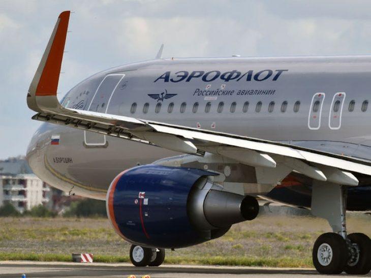 Aeroflot: Πεσμένη κατά 59,8% η επιβατική κίνηση το 10μηνο του 2020