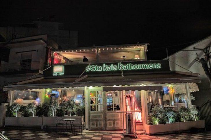 Θεσσαλονίκη εστιατόριο: Ιδιοκτήτης προσφέρει φαγητό σε έχοντες ανάγκη