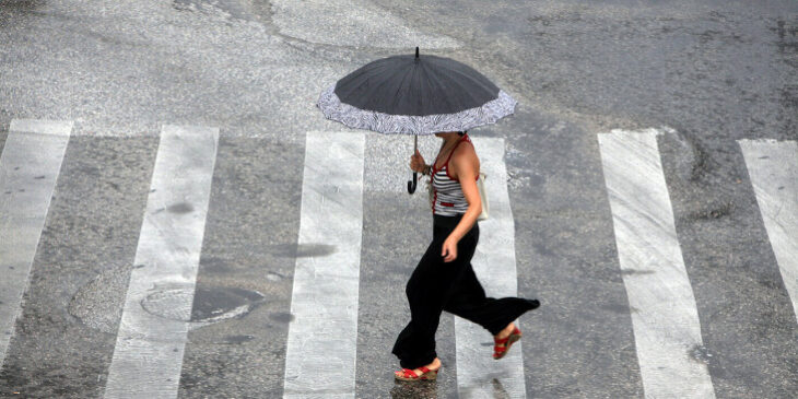 Καιρός πρόγνωση: Αλλάζει ο καιρός με βροχές και θυελλώδεις ανέμους