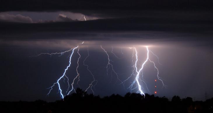 Καιρός έκτακτο δελτίο: Ισχυρές βροχές και καταιγίδες και σήμερα στη χώρα
