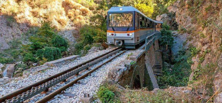 Οδοντωτός Καλαβρύτων: Επεκτείνεται η διαδρομή του θρυλικού τραίνου