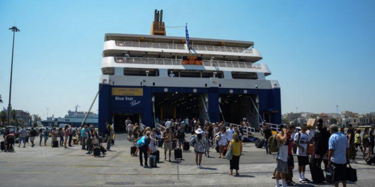 Ελληνική ακτοπλοΐα: Σημείωσε απώλειες εσόδων ύψους 300 εκατ. ευρώ