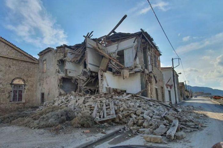 Σάμος σεισμός: 400 οικογένειες είναι άστεγες εξαιτίας του σεισμού