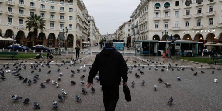 Θεσσαλονίκη κορονοϊός: Στο 32% η θετικότητα στον κορονοϊό στην πόλη