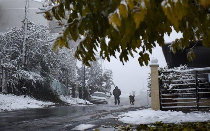 Πρόγνωση καιρού 27/11: Δείτε αναλυτικά τον καιρό σήμερα στη χώρα