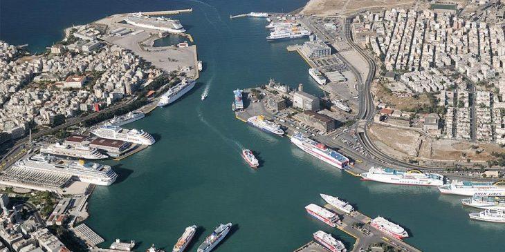 Λιμάνι Πειραιά: Μειωμένη κατά 35,1% η επιβατική κίνηση στο 9μηνο