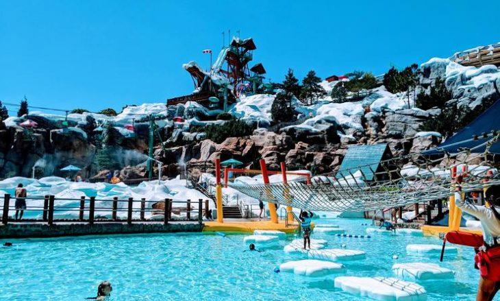 Walt Disney: Ανοίγει στις 7 Μαρτίου το υδάτινο πάρκο Blizzard Beach