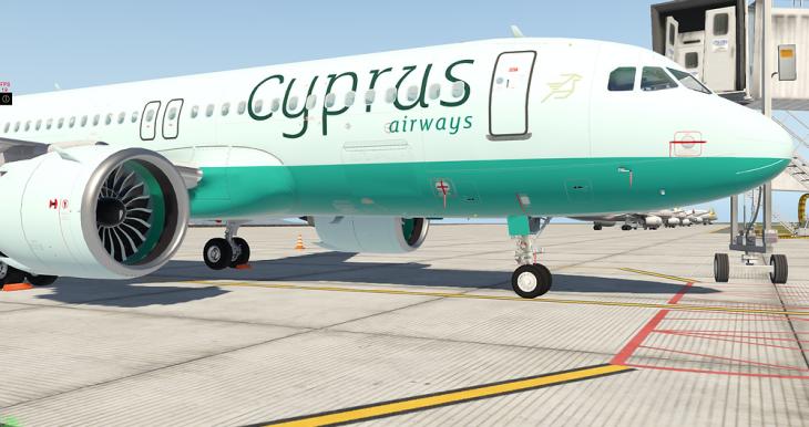 Cyprus Airways: Αναστέλλονται οι πτήσεις από Λάρνακα προς Μόσχα
