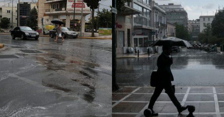Καιρός σήμερα 20/12: Άστατος ο καιρός με βροχές και καταιγίδες