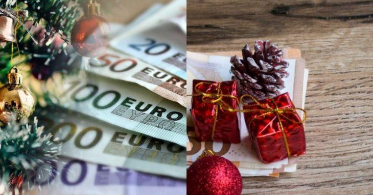 Δώρο Χριστουγέννων: Πότε θα γίνει η καταβολή στους δικαιούχους